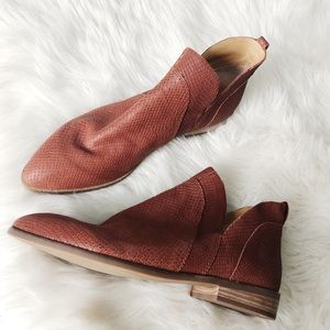 Lucky Brand NWOT Leather Booties